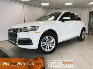 Used 2019 Audi Q5 Komfort, Quattro, Automatique for sale in Sherbrooke, QC