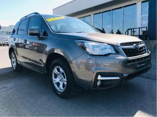Used 2017 Subaru Forester 5dr Wgn CVT 2.5i Convenience for sale in Lévis, QC