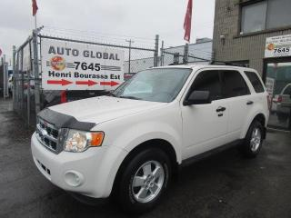 Used 2012 Ford Escape 4 RM, 4 portes XLT for sale in Montréal, QC