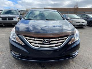 Used 2011 Hyundai Sonata LIMITED,NAVIGATION,BACKUP-CAMERA,LEATHER,CERTIFIED for sale in Mississauga, ON