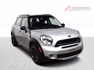 Used 2016 MINI Cooper Countryman COUNTRYMAN S ALL4 TOIT MAGS for sale in St-Hubert, QC