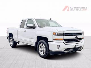 Used 2019 Chevrolet Silverado 1500 LT Z71 4WD DOUBLECAB V8 5.3L for sale in St-Hubert, QC
