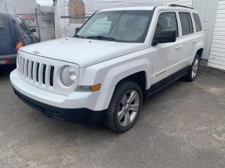 Used 2012 Jeep Patriot Traction avant, 4 portes, Sport for sale in Pointe-Aux-Trembles, QC