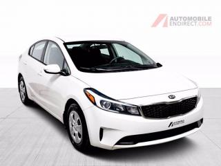 Used 2017 Kia Forte LX Berline Auto A/C  Bluetooth for sale in St-Hubert, QC