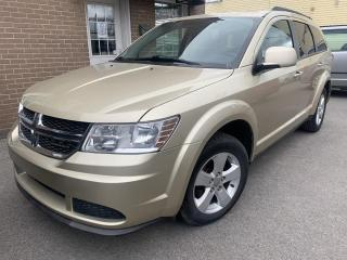 Used 2011 Dodge Journey Traction avant 4 portes groupe valeur Ca for sale in Pointe-Aux-Trembles, QC