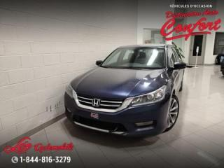 Used 2014 Honda Accord Sport I4 4 portes CVT for sale in Chicoutimi, QC