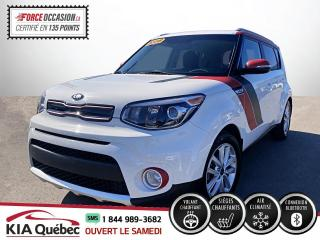 Used 2018 Kia Soul ** EX+ * 24580 KM * VOLANT CHAUFFANT * M for sale in Québec, QC