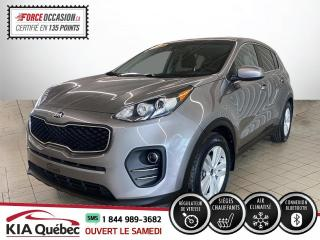 Used 2018 Kia Sportage ** LX *MAGS * AC * SIEGES CHAUFFANT * CR for sale in Québec, QC