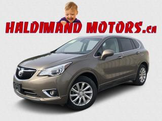 Used 2019 Buick Envision Essense AWD for sale in Cayuga, ON