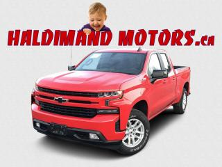Used 2019 Chevrolet Silverado 1500 RST DBLE CAB Z71 4WD for sale in Cayuga, ON