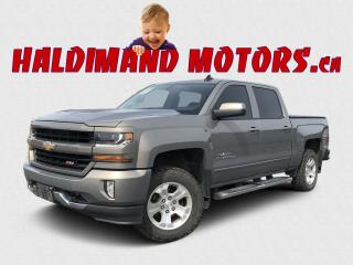 Used 2017 Chevrolet Silverado 1500 LT TRUE NORTH CREW Z71 4WD for sale in Cayuga, ON