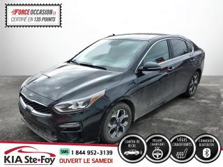 Used 2019 Kia Forte EX* VOLANT CHAUFFANT* SIEGES CHAUFFANTS* for sale in Québec, QC