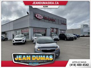 Used 2017 Kia Forte MODÈLE EX SIÈGE CHAUFFANT BLUETOOTH CAMÉ for sale in Alma, QC