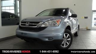 Used 2011 Honda CR-V LX + AWD + MAGS + BAS KILO ! for sale in Trois-Rivières, QC