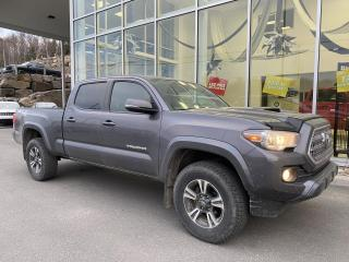 Used 2017 Toyota Tacoma TRD SPORT , DOUBLE CAB , 4X4 , SIÈGE CHA for sale in Ste-Agathe-des-Monts, QC