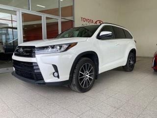 Used 2017 Toyota Highlander * SE * AWD * MAGS * CAMERA DE RECUL * CUIR * GPS * for sale in Mirabel, QC