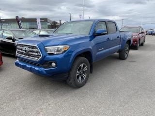 Used 2016 Toyota Tacoma * 4WD Double Cab * V6 * TRD SPORT * MAGS * GPS * for sale in Mirabel, QC