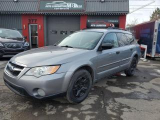 Used 2008 Subaru Outback SUBARU OUTBACK 2008**FINANCEMENT 100% AP for sale in Lemoyne, QC