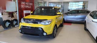 Used 2015 Kia Soul SX familiale 5 portes automatique for sale in Beauport, QC