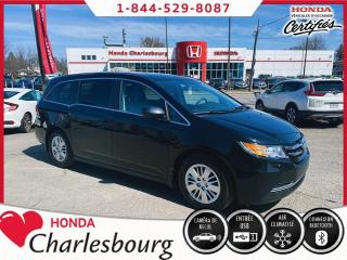 Used 2017 Honda Odyssey LX ***43 430 KM*** for sale in Charlesbourg, QC