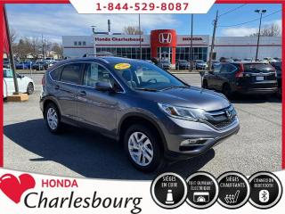 Used 2015 Honda CR-V EX-L AWD**CUIR+TOIT OUVRANT** for sale in Charlesbourg, QC