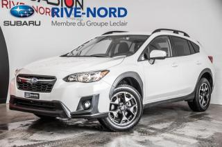 Used 2020 Subaru XV Crosstrek Touring EyeSight MAGS+SIEGES.CHAUFFANTS+BLUETOOTH for sale in Boisbriand, QC