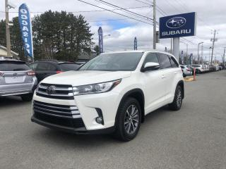 Used 2018 Toyota Highlander XLE CUIR / TOIT / NAV for sale in Victoriaville, QC