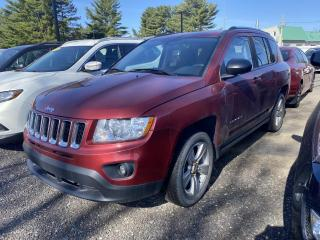 Used 2011 Jeep Compass 4 RM 4 portes North Edition for sale in Victoriaville, QC