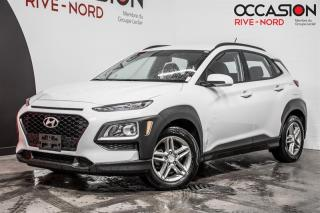 Used 2018 Hyundai KONA Essential MAGS+CAM.RECUL+SIEGES.CHAUFFANTS for sale in Boisbriand, QC