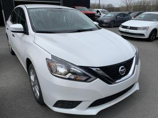 Used 2016 Nissan Sentra SV A/C MAGS CAMERA DE RECUL for sale in Île-Perrot, QC