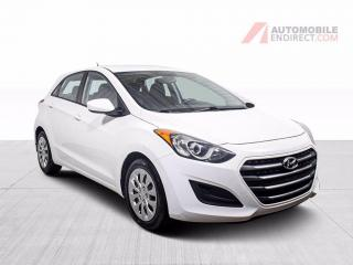 Used 2016 Hyundai Elantra GT GT A/C GROUPE ELECTRIQUE for sale in Île-Perrot, QC