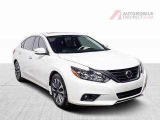 Used 2017 Nissan Altima SL TECH CUIR TOIT GPS MAGS for sale in Île-Perrot, QC