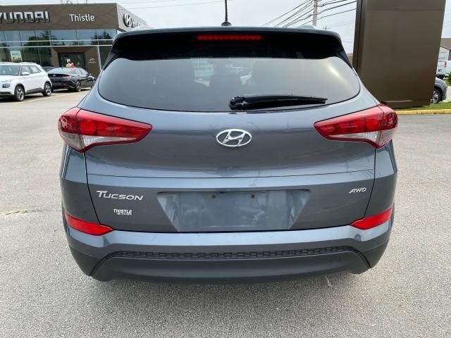 2016 Hyundai Tucson Awd Premium