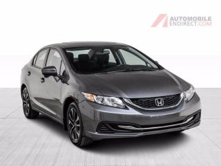 Used 2015 Honda Civic EX TOIT AIR CLIMATISE MAGS for sale in Île-Perrot, QC