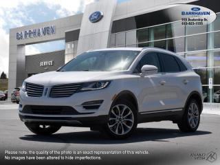 Used 2018 Lincoln MKC Select for sale in Ottawa, ON
