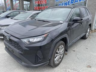 Used 2019 Toyota RAV4 LE / HYBRIDE / AWD/CAMERA / SIEGE CHAUFF for sale in Sherbrooke, QC