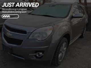 Used 2012 Chevrolet Equinox 2LT for sale in Cranbrook, BC