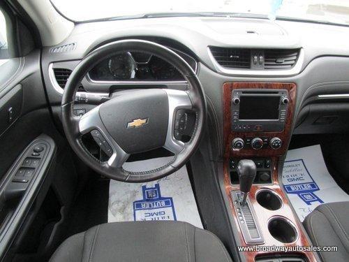 2014 Chevrolet Traverse