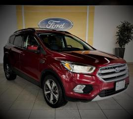 Used 2017 Ford Escape SE/AWD - CUIR/TOIT/GPS - BAS PRIX for sale in Drummondville, QC