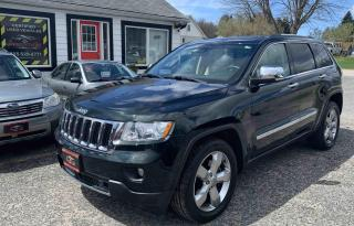 Used 2012 Jeep Grand Cherokee Limited for sale in Tiny, ON