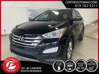 Used 2014 Hyundai Santa Fe Sport SE (frais vip 395$ non inclus) for sale in Rouyn-Noranda, QC