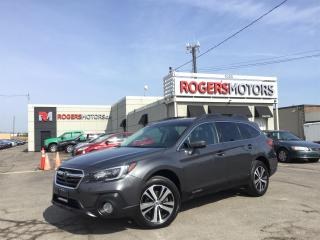 Used 2018 Subaru Outback 2.99% Financing - 3.6R LTD AWD - NAVI - SUNROOF - LEATHER for sale in Oakville, ON