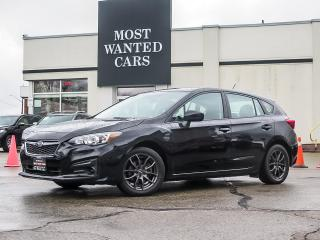 Used 2018 Subaru Impreza CONVENIENCE PKG|CAMERA|HATCHBACK|BLACK ALLOYS for sale in Kitchener, ON
