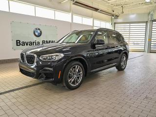New 2021 BMW X3 xDrive30i for sale in Edmonton, AB