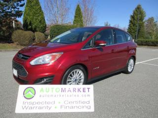 Used 2016 Ford C-MAX SEL, TECH, LEATHER, INSP, FINANCE, WARRANTY & BCAA MEMBERSHIP for sale in Surrey, BC