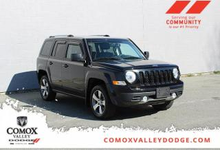 Used 2016 Jeep Patriot 4WD 4dr High Altitude for sale in Courtenay, BC