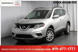 Used 2014 Nissan Rogue INTÉGRALE| BLUETOOTH| CLIMATISATION for sale in Drummondville, QC