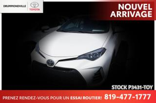 Used 2018 Toyota Corolla TOIT OUVRANT / SAFETY SENSE for sale in Drummondville, QC