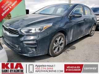 Used 2019 Kia Forte EX ** CAMÉRA DE RECUL / SIÈGES CHAUFFANT for sale in St-Hyacinthe, QC