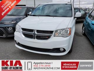 Used 2017 Dodge Grand Caravan ** EN ATTENTE D'APPROBATION ** for sale in St-Hyacinthe, QC